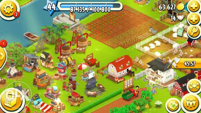 Hay day 30$