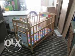New bed for baby for sale by Galerie Koko Basmajian.