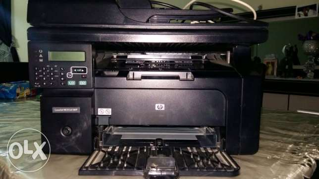 computer case and screen and printer and keyboard بوشرية -  1