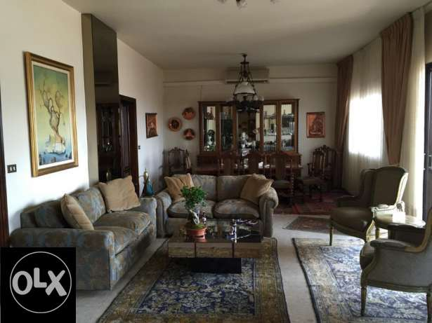 220 SQM Spacious apartment - Fanar