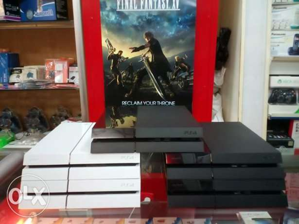 PS4 for sale just machine no justek
