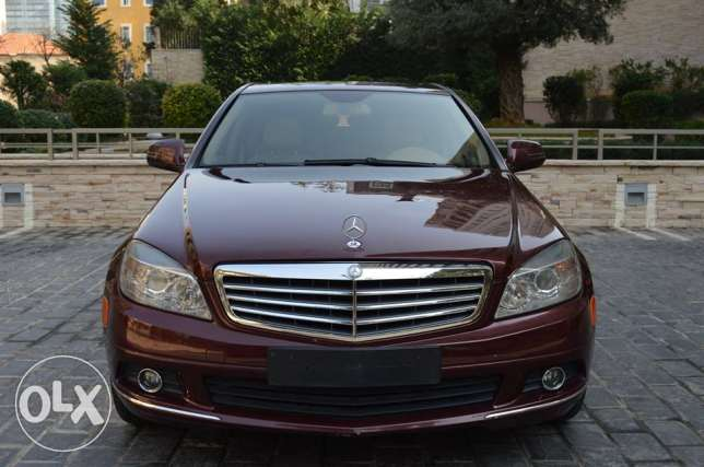 Mercedes C300, 2008, Fully LOADED // 100,000 KM mileage