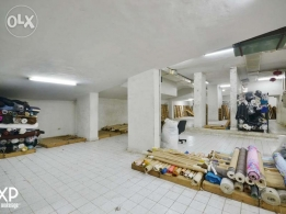 1,135 SQM Warehouse for Rent in Beirut, Mar Elias WH3747
