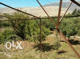 Land for sale in Mashghara West Bekaa