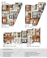 One Bedroom apartment for sale in Achrafieh