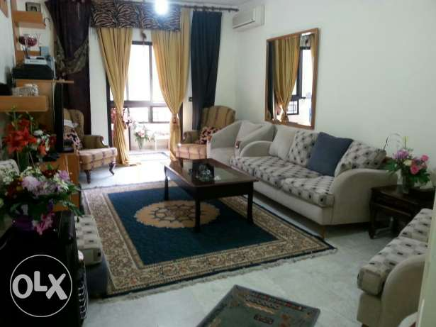 An apartment for sale in bchamoun el Madaress