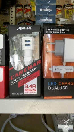 Great quality Car charger iOS and Android