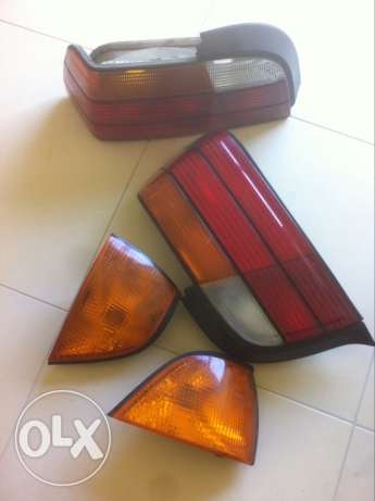 lights for BMW - coupe - mod - 97