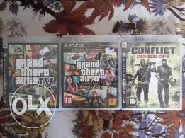 3 original and very cleen games