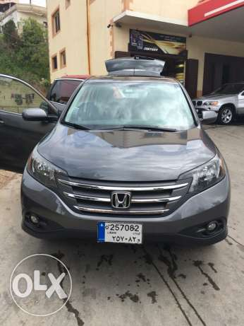 Honda CR-V 2012 Clean car fax