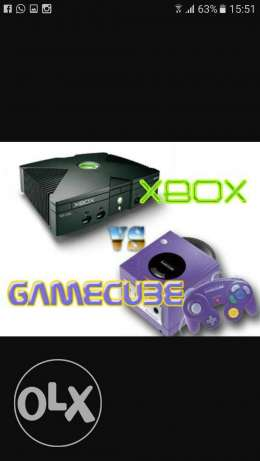 X-BOX,Gamecube