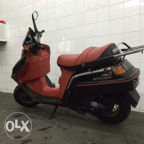 Honda old freeway 250cc أشرفية -  2