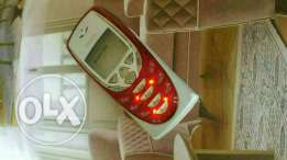red baby nokia very clean