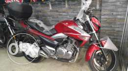 Motorcycle Brand new 250cc injection
