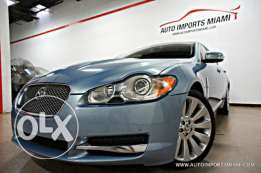 2009 Jaguar XF Premium Luxury - Blue
