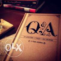 Perect lovers gift, Q&A 365 questions, 5 years, 1825 answers.