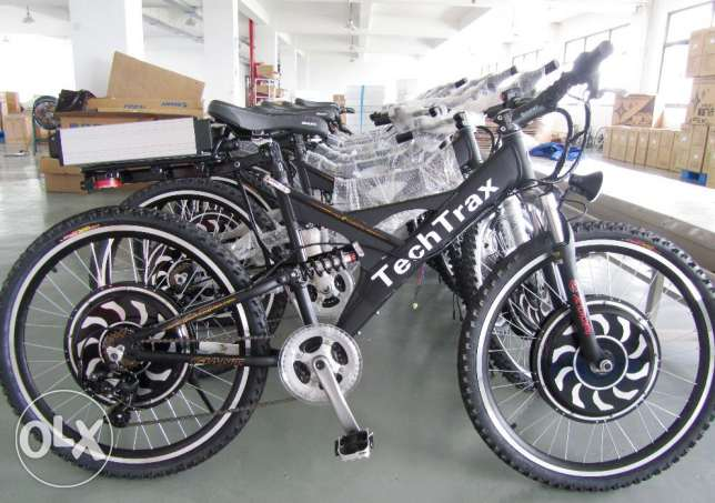 Electric Bike 2000 Watts