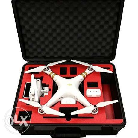 Pelican DJI Phantom 3 Professional / Advanced Hard Carrying Case