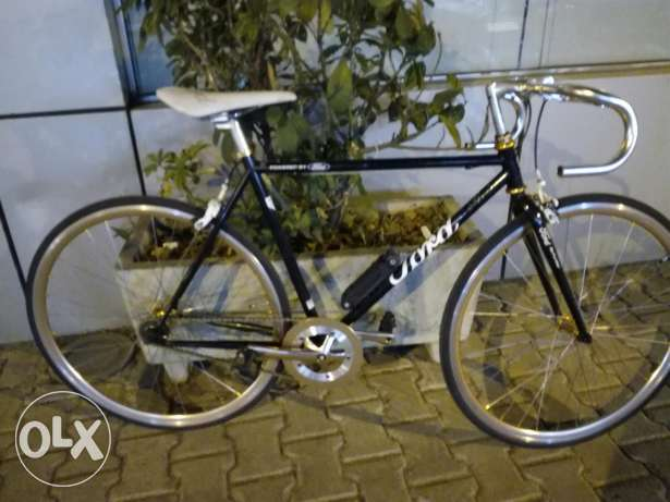 Vintage road bike ford