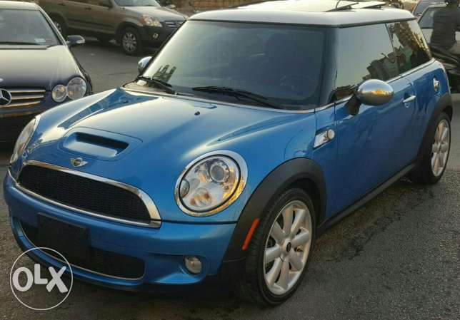 Mini S 2009 Blue Ajnabeye أشرفية -  7