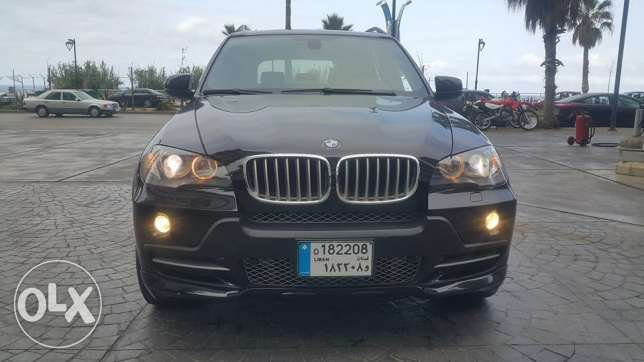 Add power to luxury! BMW X5/4.8 Premium Package 2007 fully loaded