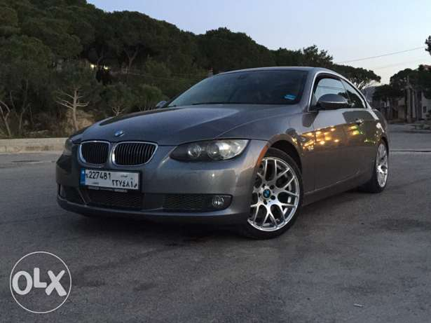 BMW 335i Sport Package