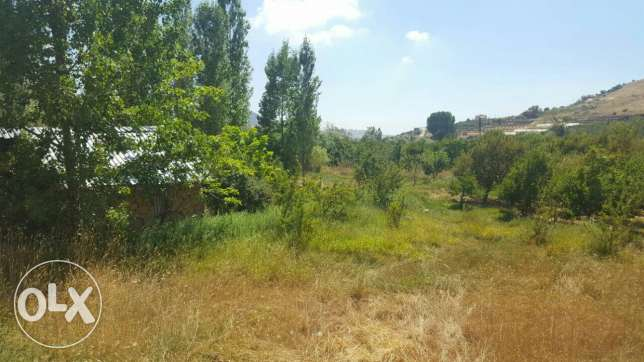 Land for sale in faraya chabrouh