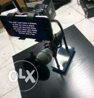 Microphone table stand,pop filter,mobile stand( mic not included)