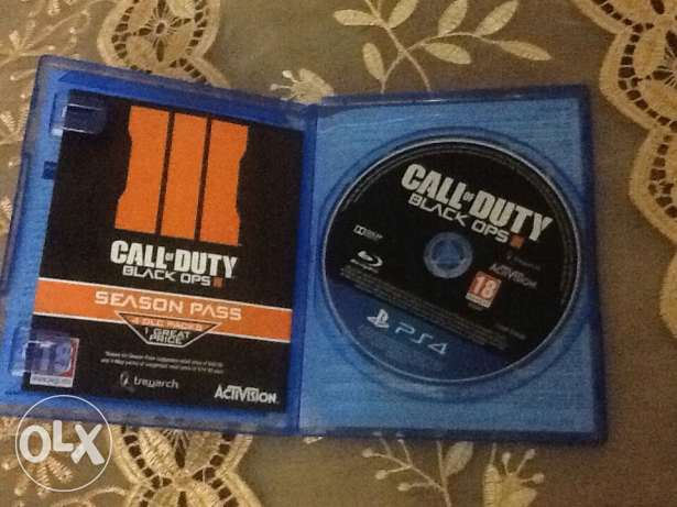 ps4 cd call of duty black ops 3 for sale or trade bfaddil sale حارة حريك -  2