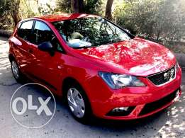 Seat Ibiza 2013 ( 1.6 ) full automatic as new