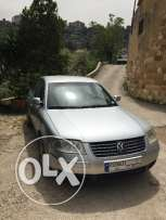Passat m 2003 silver in good condition