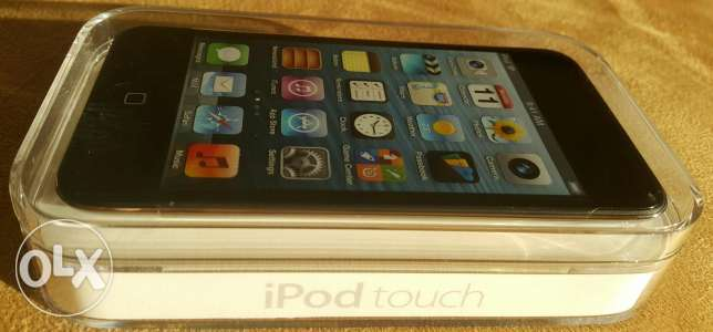 iPod 4 Touch 16GB Brand New!! Sealed Box from Interlink! Never Used!!!