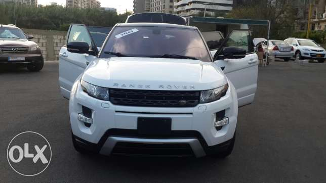 Range rover evogue daynamic أشرفية -  1