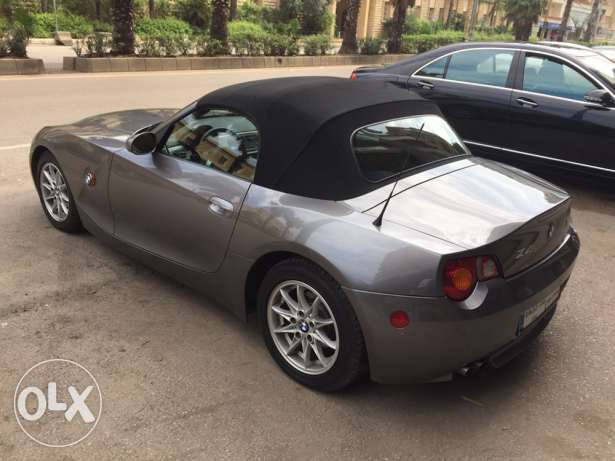 Z4 for sale immaculate condition