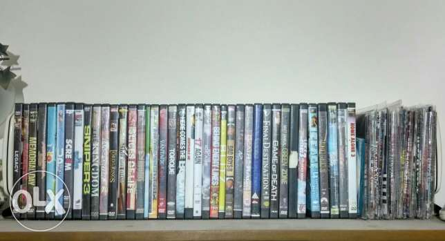 More than 111 random movies With 2 Stands Organizer For Only 49$!