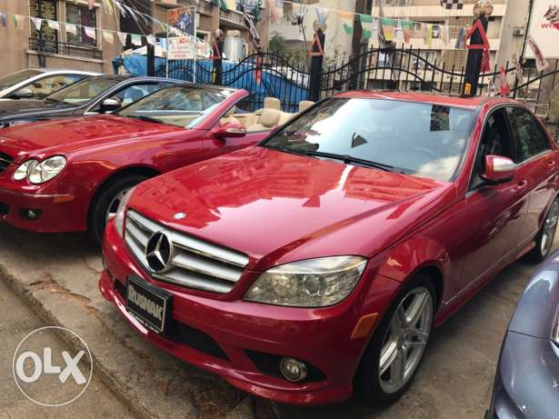 C300 2009 for sale