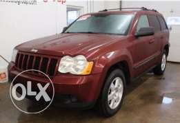 grand Cherokee 2009 V6 clean title