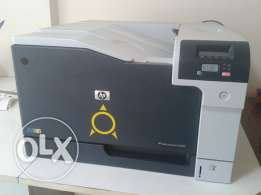 HP LaserJet printer colored A4/A3