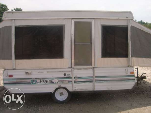 caravan as small house, fully equiped المتن -  2