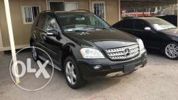 Mercedes ML350 Black Black