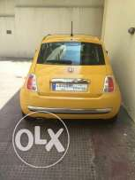 Fiat 500 one owner-22000 km