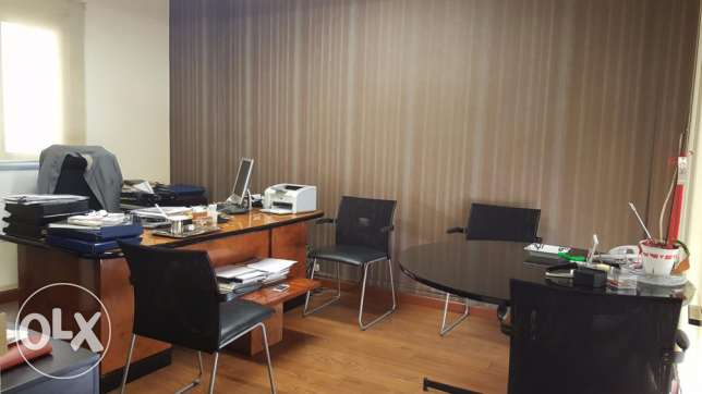 Furnished Office for Sale in Jdeideh