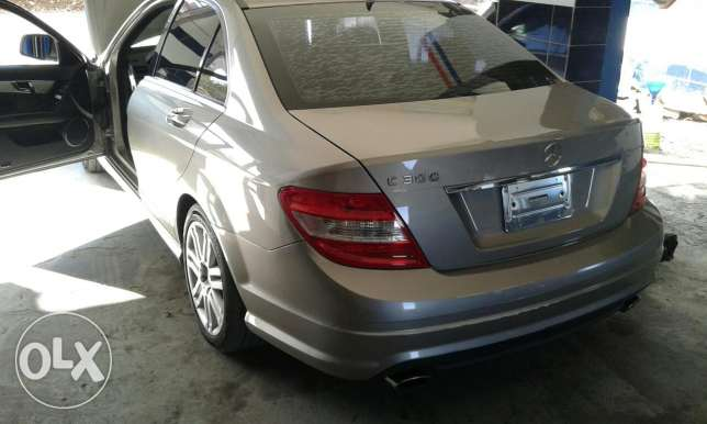 for sale c300 model 2009 majdal selem بنت جبيل -  5