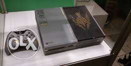 Xbox one 1 terra special edition call of dutty+1new game ryse rome