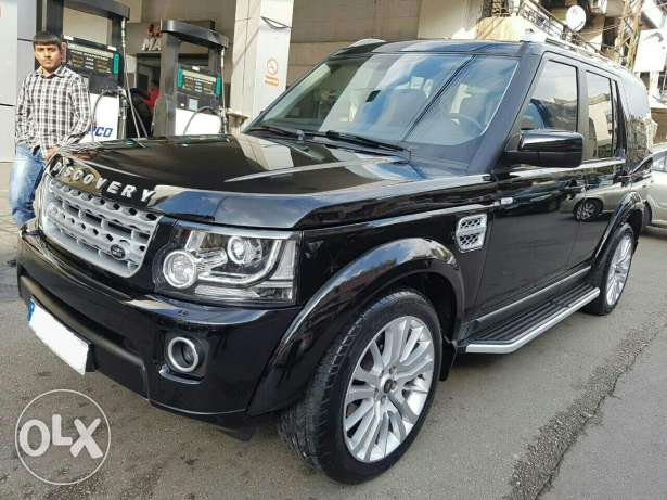 LR3 look Discovery 4 2016