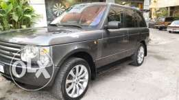 Land Rover 2004 full