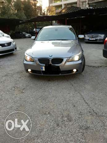 Bmw 530 - model 2005 - mint condition - low mileage - 13,300$