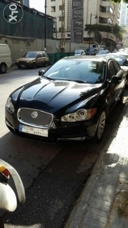 Excellent deal on supercharged luxury edition XF Jag