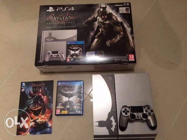 PS4 With All Accessories