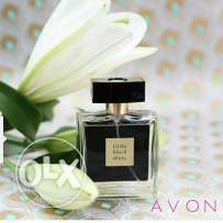 Avon little black dress perfume 50 ml